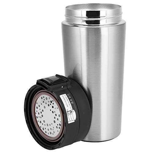 Caneca de café com isolamento, caneca de café, fácil de usar, excelente efeito de preservação de calor para casa, escritório, viagens
