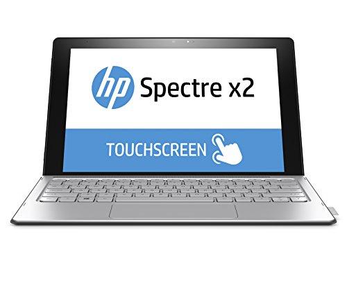 HP Spectre High End 12 Zoll Laptop mit abnehmbarer Tastatur - 256 GB Flashspeicher, 8 GB Arbeitsspeicher, Windows 10 Home