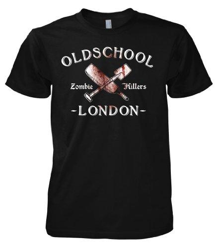 Chameleon Clothing Fantasy Oldschool Zombie Killer 701259 T-Shirt 001 L