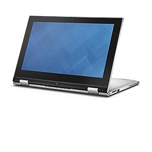 Dell Inspiron i3000-10099SLV 11.6 Inch Touchscreen 2-in-1 Laptop (Intel Pentium, 4 GB RAM, 500 GB HDD, Moonlight Silver)