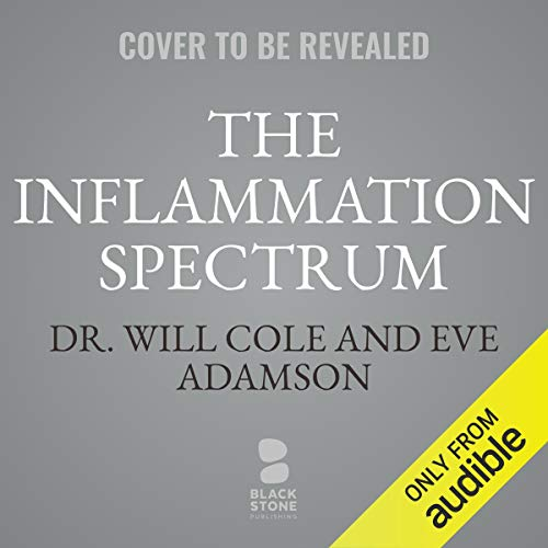 The Inflamation Spectrum audiobook cover art
