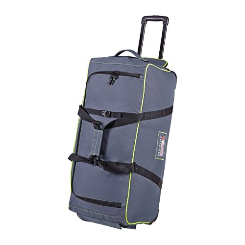Marinepool SE Classic Wheeled Bag Segel-Rollentasche 110l grau