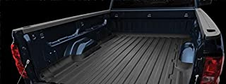 WeatherTech 38210 Black All Weather Custom Liner-Fits 2017-2018 Ford Super Duty 6 3/4' Bed