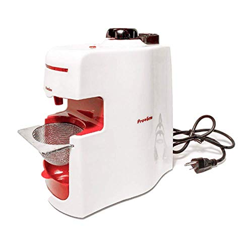 The Pro-Gem Elite Jewelry Steam Cleaner and Sonic Cleaner (Rose)