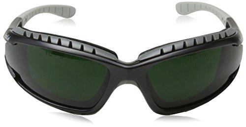 """Bollé Safety TRACWPCC5 """"Tracker"""" Schweißer Schutzbrille, Einheitsgröße, Schweiß Stufe 5 - 3"""