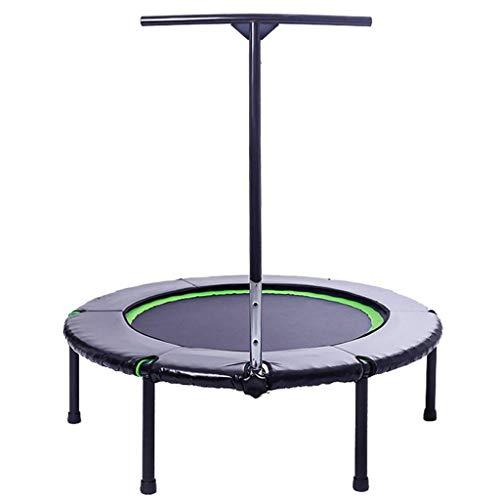 XIUYU Trampoline Sport - Saut et Rebond Rebounder - Un Impact Minimal commun - Améliorer Coeur, l'équilibre et la Force - Trampoline Cardio Trainer 220lbs de Charge maximale