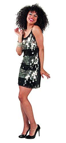 Boland Costume adulte robe à paillettes