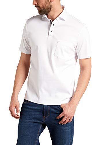 eterna Poloshirt Regular Fit Jersey unifarben