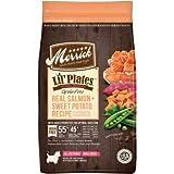 Merrick Lil' Plates Small Breed Real Salmon Sweet Potato Recipe Dry Dog Food (20 lb)