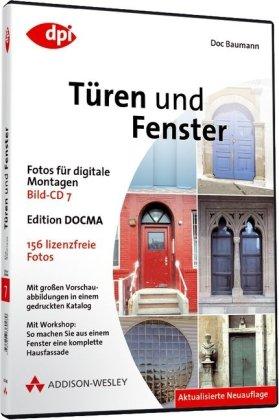 Preisvergleich Produktbild DOCMA - Türen und Fenster (PC+MAC)