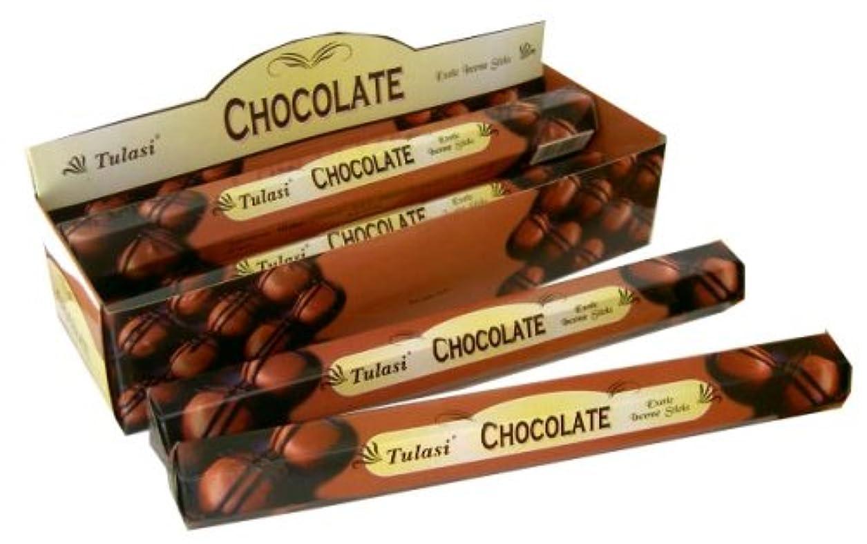 死ぬ頻繁にペイントゥラシ チョコレート 6個セット