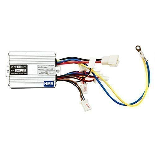 HMParts - E-Scooter E-Bike - Steuergerät Controller - 24V 250W - YI-YUN