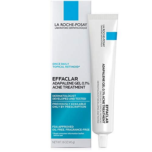 La Roche Posay Effaclar Adapalene Gel 0 1 Acne Treatment Reviews