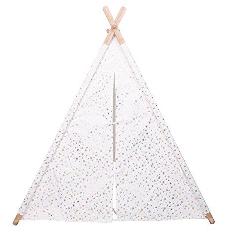 A Frame Tent - Gold Star - Pillowfort