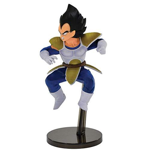 Figure Bandai Banpresto Dragon Ball Z Banpresto World Colosseum2 Vol6 - Vegeta Ref. 34867/34868 Multicor