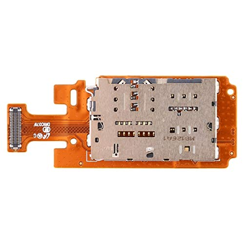 AMOYO Titular OFEE Tarjeta SIM Socket Cable Flexible for el Galaxy Tab 10.5 A / T595