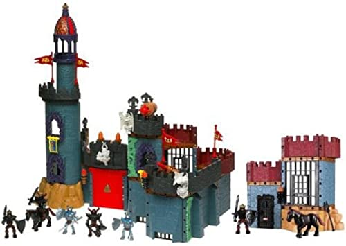 Fisher Price  Le Chateau - Battle Castle - a multi-piece system you can build and rebuild