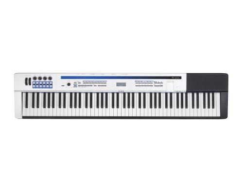 Casio PX-5S - Piano digital Privia Pro de 88 teclas con fuente de alimentación