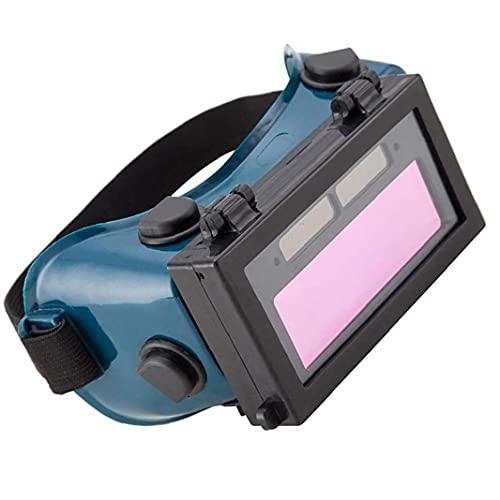 Gafas de soldadura ATUMA AUTER SOLAR POWER POWERED LCD PROTECCIÓN DE OJOS EQUIPOS DE GRAMES, Productos industriales