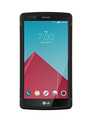 Tech 21 Cell Phone Case for LG G4 - Retail Packaging - Black