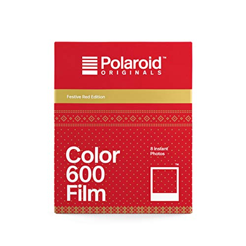 Polaroid Originals - 4931 - Color Film for 600 - Festive Rot Edition