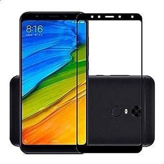 Dima 5D Glass Screen Protector Full Glue for Xiaomi Redmi 5 Plus - Black