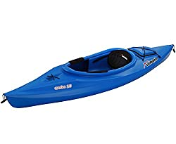 Sun Dolphin Aruba 10-Foot Sit-in Kayak - Best Fishing Kayaks
