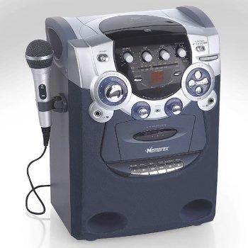 Check Out This Memorex Karaoke Machine