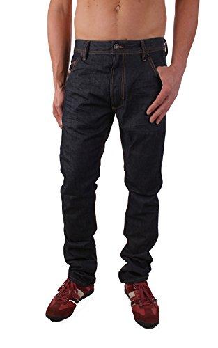Diesel Krooley 0088Z Herren Jeans Hose Slim Carrot (W30/L34,...