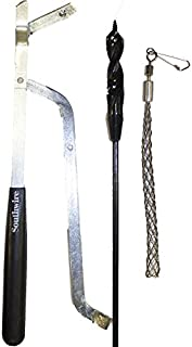 Southwire Tools & Equipment FABK9/16X54 Flex Auger Drill Bit Kit, 9/16x54