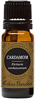 Edens Garden Cardamom Essential Oil, 100% Pure Therapeutic Grade (Highest Quality Aromatherapy Oils- Digestion & Pain), 10 ml