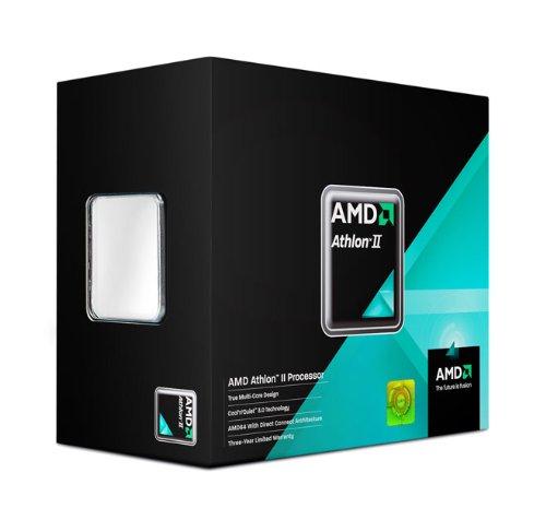 AMD Athlon II X4 620 Quad-Core Prozessor (Sockel AM3, 2.60GHz, 2MB L2+L3 Cache)