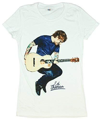 Fashion Women's T-Shirt Printed T-Shirt Women Ed Sheeran Geometric Girls T-Shirt
