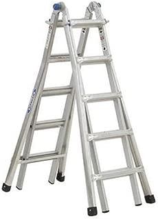 Werner MT-17 telescoping-ladders, 17-Foot