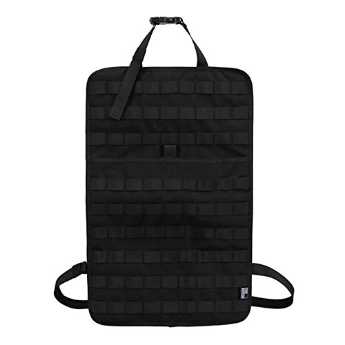 Tactical Expedition Auto Fahrzeugsitz zurück MOLLE Organizer - Airsoft Paintball temporäre bewaffnete Depot Universal Seat Storage Cover