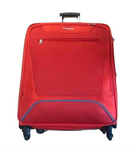 TROLLEY CABINA AMERICAN TOURISTER HYPERBREEZ RED 55-20 SPINNER