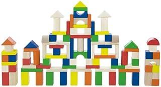 فيغا مجموعة المكعبات الملونة 100 قطعة , للاعمار من 3سنوات فأكثر