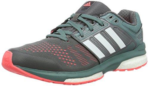 Adidas Revenge boost 2 w granit/visgrn/flared, Größe Adidas:4.5