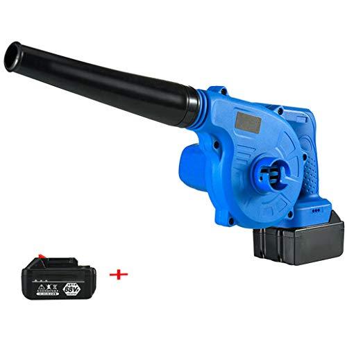 Why Choose QUANOVO 10000Mah Lithium-Ion Cordless Blower Brushless Handheld Blower Blowing and Suckin...