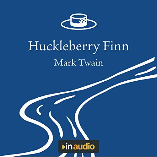 Huckleberry Finn cover art