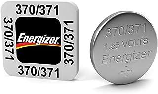 15 PILES ENERGIZER 371/370 SILVER OXIDE 1,5V NOUVELLE GENERATION
