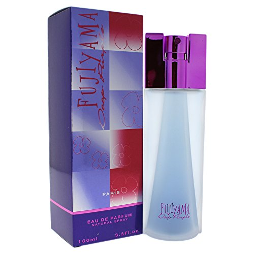 Succes de Paris Fujiyama Deep Purple Eau De Parfum Spray 100ml