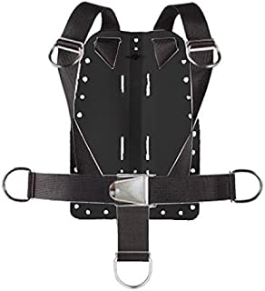 scuba diving backplate