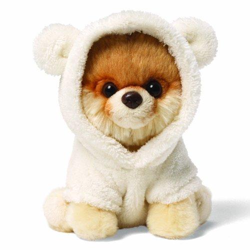 "Itty Bitty Boo in Bear Suit 5"""