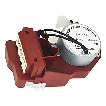 W10006355 Washer Shift Actuator Compatible with Whirlpool Maytag Kenmore Washer Machine Replaces WPW10006355 AP6014711 PS11747977