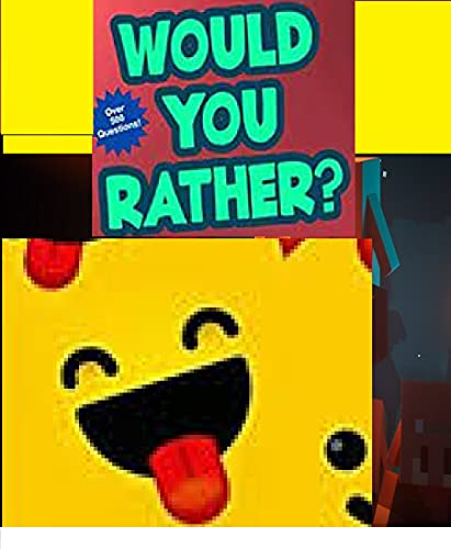 Would You Rather Sour Edition PT.2 : A comic Book Complete Kid Series, Funny Graphic Great Comics . (English Edition)