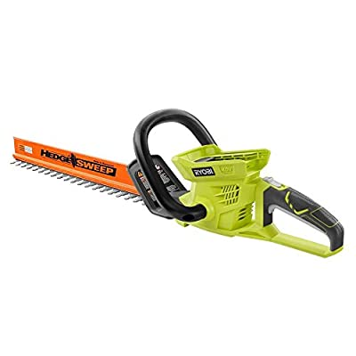 Ryobi 24in. 40-Volt Lith-ion Cordless Hedge Trimmer (Bare Tool)