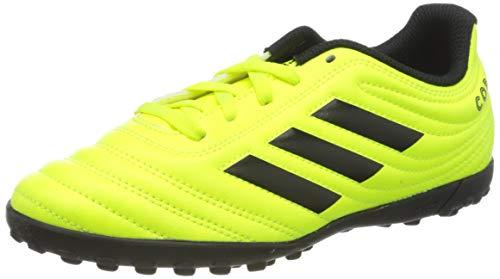 adidas Copa 19.4 TF J, Botas de Fútbol Unisex Niño, Multicolor (Solar Yellow/Core Black/Solar Yellow 000), 36 2/3 EU