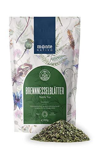 Té de Órtiga (300g) Monte Nativo - 100% natural - Hojas de Ortiga - Infusión Herbal Suelta - Cuidadosamente cortada y secada - Diversa en ingredientes y rica en vitaminas