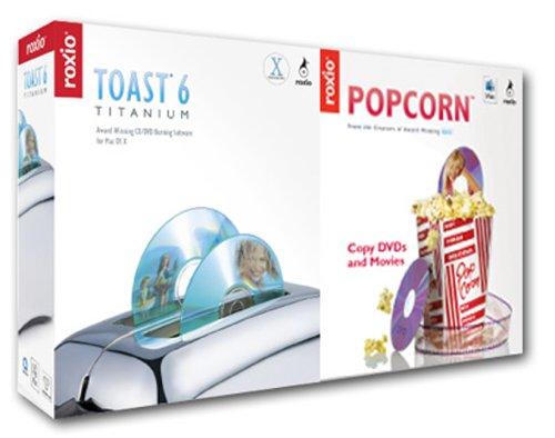Toast 6 & Popcorn Bundle